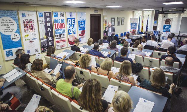 Celebrado el primer taller formativo en nuestra sede el 9 de mayo
