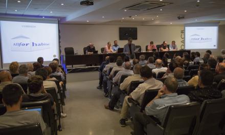 La Asociación CHM  participa en el proyecto Allfor Habitat